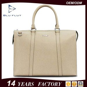 Factory Supply Cheap Price Custom Logo Genuine Leather Handbags pictures & photos