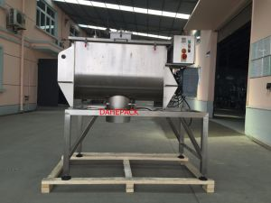 Horizontal Dry Powder Ribbon Blender pictures & photos