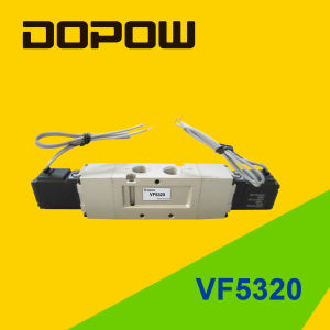 Vf5000 Series 5 Port Pneumatic Solenoid Valve pictures & photos
