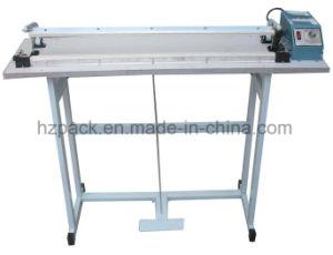 Impulse Pedal Sealer Sealing Packing Machine Sf300-700 pictures & photos
