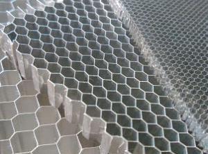 3003 Alloy Aluminium Honeycomb Cores pictures & photos