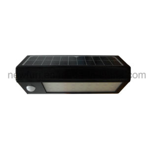 Solar LED Light-Control Garden Wall Light pictures & photos
