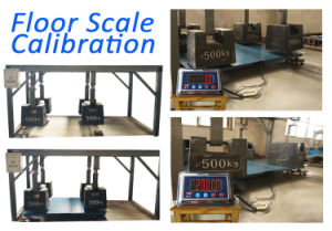 Electronic Indicator Digital Weighing Price Scale with Wheels pictures & photos