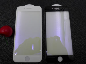 99% Transmittance Anti-Oil 3D Toughened Glass Screen Protective Film for iPhone 7