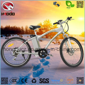 Cheap with Good Quality E Bike Electric Mountain Scooter with Suspension pictures & photos