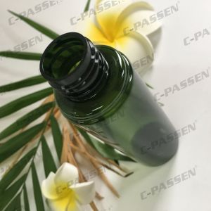 100/150ml Pet Bottle with Lotion Pump for Cosmetics Packaging (PPC-PB-077) pictures & photos