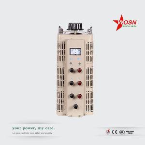 Tsgc2-3kVA Three Phase Variable Transformer Voltage Regulator