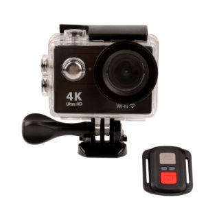 4k Action Sport Camera Waterproof Sony Len 2.4 Remote Control pictures & photos