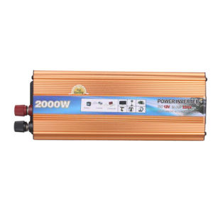 Professional 2000W DC 12V to AC 110V Vehicle Charger Power Supply Switch Inverter pictures & photos