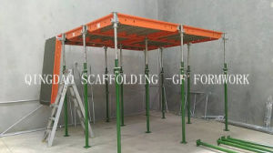 Steel /Aluminium Concrete Construction Formwork with Early Stripping Mechinism pictures & photos