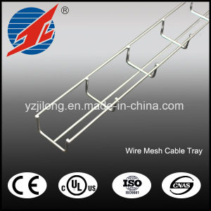 UL Ce Certificated Metal Wire Mesh Cable Tray pictures & photos