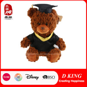 China Wholesale Stuffed Animals Plush Dr. Bear pictures & photos