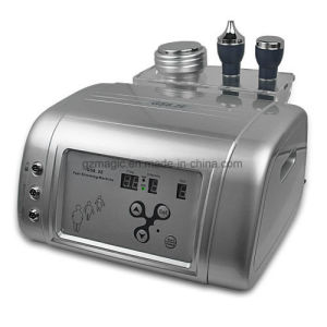 B0132 Cheap 2 in 1 Portable Home Use Liposuction Ultrasonic Cavitation Machine pictures & photos