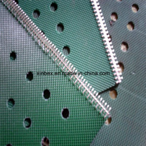 Flat/Round Metal Fastener Splice Punching/Holes Conveyor Belt pictures & photos