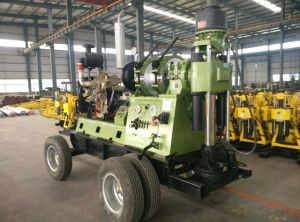 China Drilling Rig Machine, and Bore Hole Drilling Equipment pictures & photos