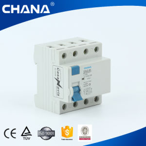 Electro-Magnetic Type Residual Current Circuit Breaker 2p/4p pictures & photos