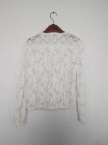 2017spring/Summer/Autumn, Lace Shirt, White, Elegant pictures & photos