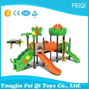 New Design Supplier Castle Playground Air to Slide Nature Series (FQ-YQ04002) pictures & photos