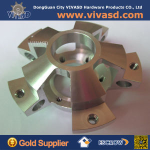 4 Axis CNC Customized Aluminum Parts CNC Parts pictures & photos