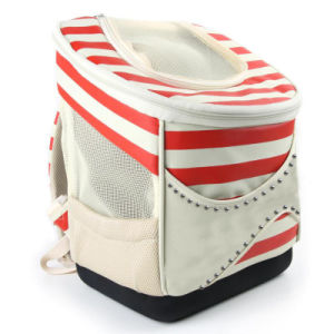 Leather Fashion Design Cat Dog Carrier Bag pictures & photos