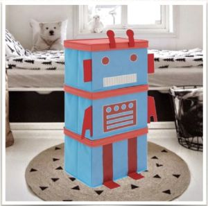 Kids Toy Storage Box (3PCS per set) pictures & photos