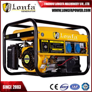 4kVA/4kw Single Phase Alternator Gasoline/Petrol Power Generator for Home Use pictures & photos