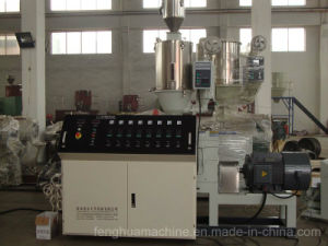 We Offer Reliable Single Screw Extruder for PE Pipes pictures & photos