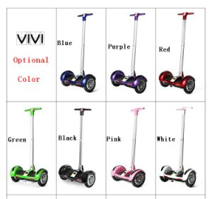 Wind Rover Lithium Battery Elektrik Scooter Cheap Mini Wheel Child Scooter  pictures & photos