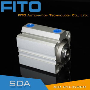 High Quanlity Airtac Sda Type Thin Small Air Cylinder pictures & photos
