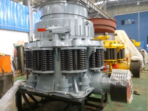 Nordberg Symons Cone Crusher for Copper Ore Crushing Plant in Peru, South America pictures & photos