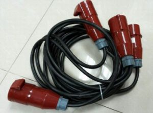 Power Cable with 32A C Form Male to Female pictures & photos