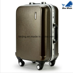 "24"" Universal Wheel Rolling Luggage ABS Trolley Luggage pictures & photos"