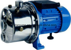 0.5HP Ce Certificate Stainelss Housing Self Priming Jet Water Pump pictures & photos