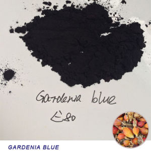 Natural Gardenia Colorants Gardenia Blue pictures & photos