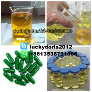 GMP Standard Injectable Hormone Boldenone Acetate for Bodybuilding pictures & photos