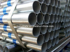 Galvanized Pipe / Galvanized Steel Pipes / Hot-DIP Galvanized Steel Pipes pictures & photos