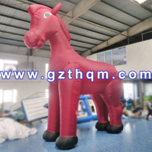 Inflatable Horse Model for Advertising/Inflatable Model for Advertising Display pictures & photos