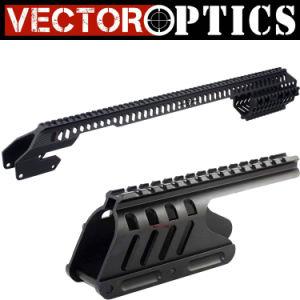 Vector Optics Tactical Full Length RM-870 Shotgun Quad Aluminum Handguard Rail for Remington RM-870 R1100 pictures & photos