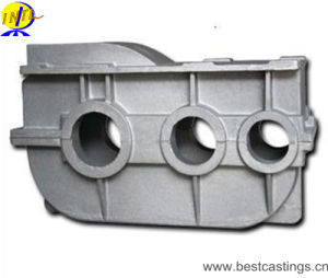 Ductile Iron Shell Mold Precoated Sand Casting for Pump Part pictures & photos