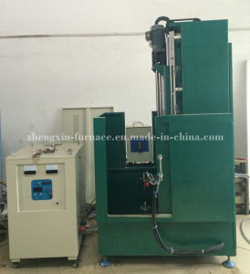 Vertical CNC Induction Quenching Hardening Machine for 3m Work Rolls pictures & photos