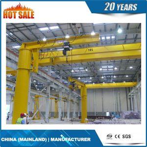 Semi Gantry Eot Overhead Running Cranes pictures & photos