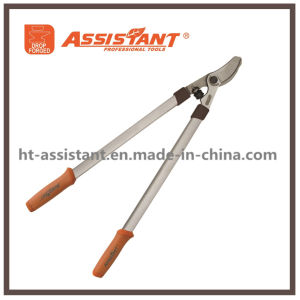 Teflon Coated Pruning Shears Compound Action Orchard Anvil Hand Lopper pictures & photos