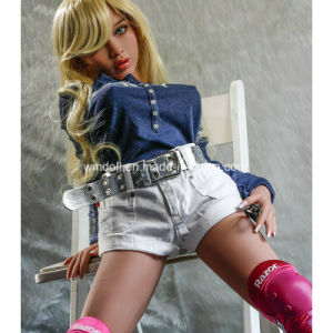 128cm Oral Silicon Doll Full Body Sex Toys pictures & photos