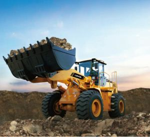 5t New Hot Medium-Sized Four Wheel Loader pictures & photos