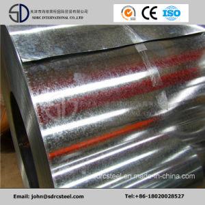 Gi ASTM JIS SGCC Dx51d Galvanized Steel Coils for Building pictures & photos