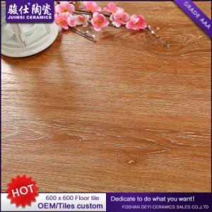 2016 Customized Non-Slip Rustic Ceramic Wooden Floor Tile pictures & photos