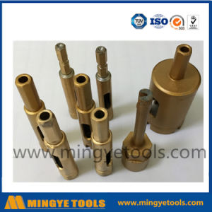 Long Life Span High Efficiency Stone Drill Bit pictures & photos