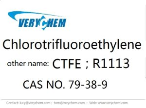 Chlorotrifluoroethylene Ctfe R1113 Pharmaceutical Industrial Commercial pictures & photos