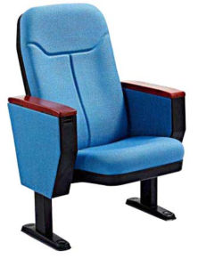 Hot Sale Auditorium Chair Theater Chair Cinema Chair with Cushion pictures & photos
