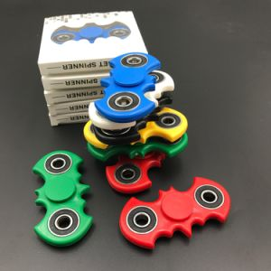 Spinner OEM Service China Hand Toy 608 Ceramic Bearing Brass Hand Spinner Fidget ABS Fidget Spinner pictures & photos
